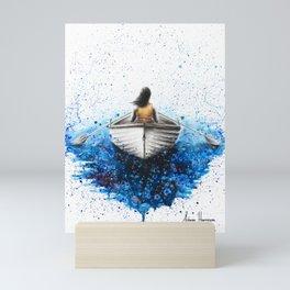Finding Me Mini Art Print