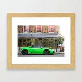 Montpeliano Framed Art Print