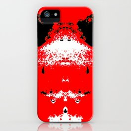 Beetle by Early Morning Lamplight iPhone Case