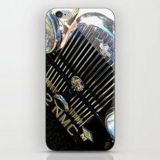 Classic Morgan iPhone & iPod Skin