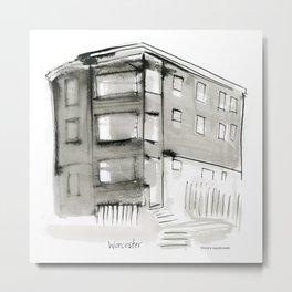 Worcester Metal Print