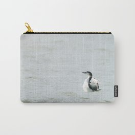 Loon Stretch Carry-All Pouch