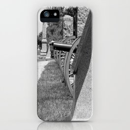 High Water Mark Memorial iPhone Case