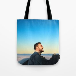 Wednesday Sunset Tote Bag