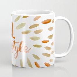 Pumpkin Spice Lifestyle Coffee Mug