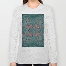 magic mandala 34 #mandala #magic #decor Long Sleeve T-shirt
