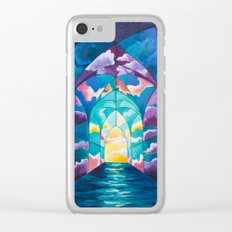 Chambers: To Know & Be Known Clear iPhone Case
