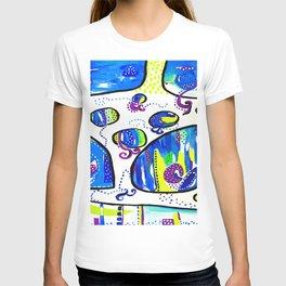 The Wandering Jellies T-shirt
