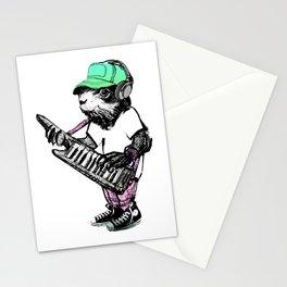 Hamster Superstar Stationery Cards