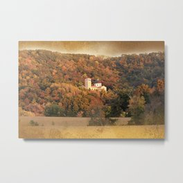 Picturesque Autumn Metal Print