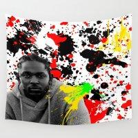 literature Wall Tapestries featuring Literature by Kerosene Bill