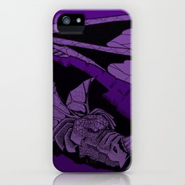 Dragon´s Lair iPhone Case