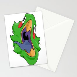 crazy bird Stationery Cards