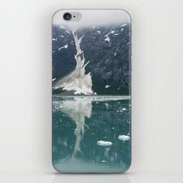 alaskan ice. iPhone Skin