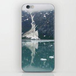 alaskan ice. iPhone Skin