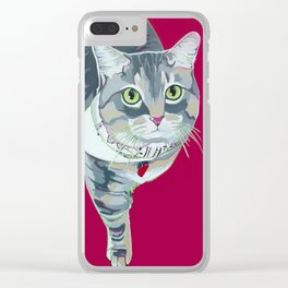 Judy Clear iPhone Case