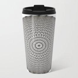 Circle Metal Travel Mug