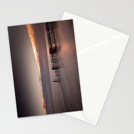 Caistor sunrise Stationery Cards