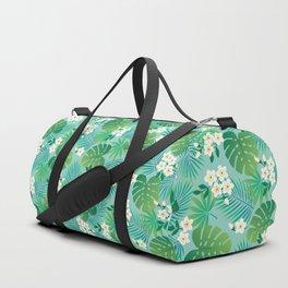 Tropical Island Duffle Bag