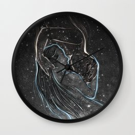 I met you everywhere. Wall Clock
