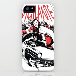 Vigilante iPhone Case