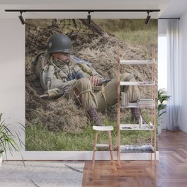 Time out. Wall Mural