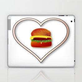 Love Burgers Laptop & iPad Skin