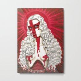 Anointed Metal Print