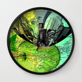 BIG APPALE Wall Clock