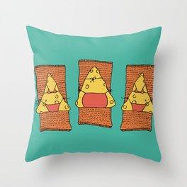 Chipkinis Throw Pillow