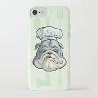 chef iPhone & iPod Cases featuring Chef by Keyspice