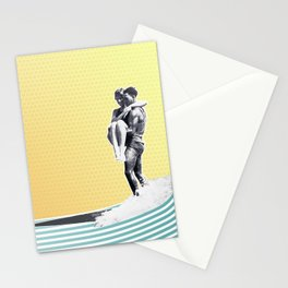 Surf Date Stationery Cards