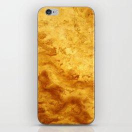 Onyx stone texture iPhone Skin