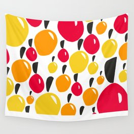 Baubles Wall Tapestry