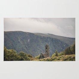 Glendalough Mountain Monastery Rug