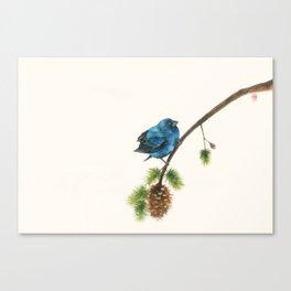 Simplicty 1 Canvas Print