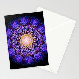 Flower Mandala II Stationery Cards