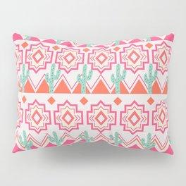 Cactus Aztec Pillow Sham