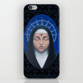 Unholy Visions iPhone Skin