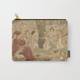 The Pied Piper of Hamelin - Robert Browning Carry-All Pouch