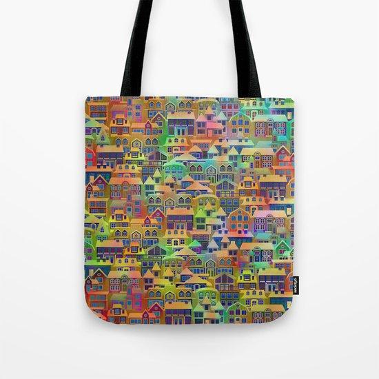 Fairytale City #2 Tote Bag