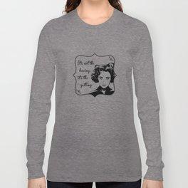 Call me Elizabeth Taylor, not Liz! Long Sleeve T-shirt