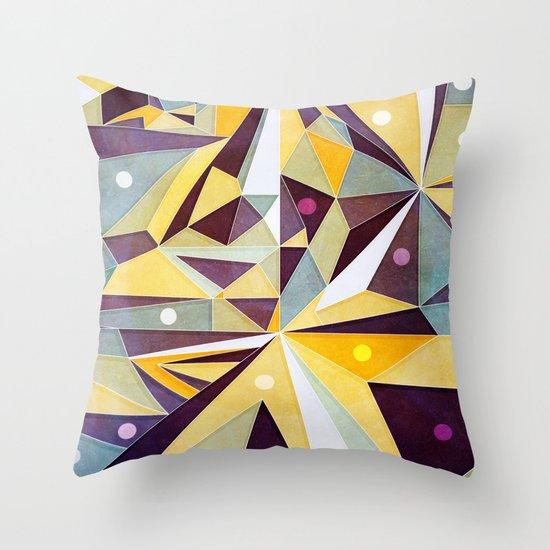 Stelar Throw Pillow