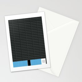 Cubo Negro -Detail- Stationery Cards
