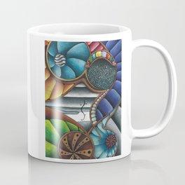 Color Fans Coffee Mug
