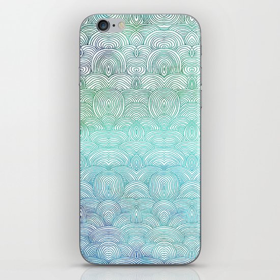 Up In The Sky iPhone & iPod Skin