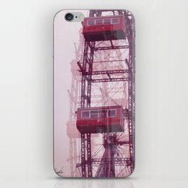 lunapark  iPhone Skin