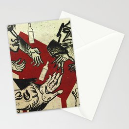 Intellectuals Stationery Cards