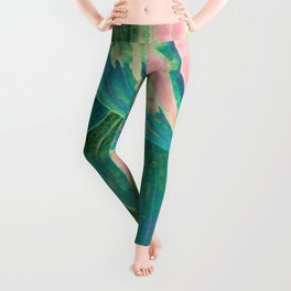 Hosta Multicolor Leggings