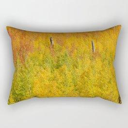 Autumn Colors - North_Rim Grand_Canyon, AZ Rectangular Pillow